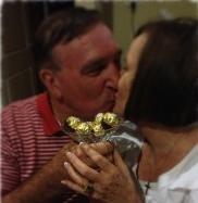 ferrero kiss