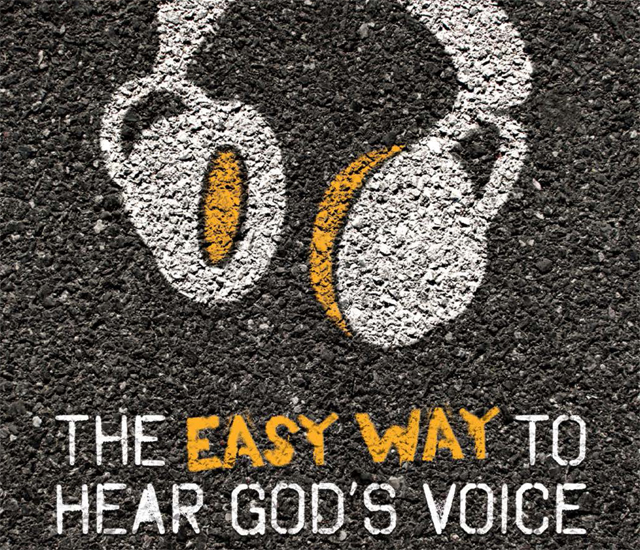 the easy way to hear god's voice